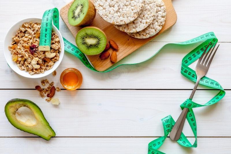 L'importanza di una dieta equilibrata. Consulta un nutrizionista!