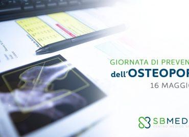 Giornata della prevenzione dell'osteoporosi presso SB Medical