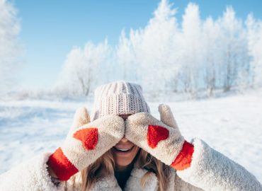 Ecco come proteggere gli occhi dal freddo