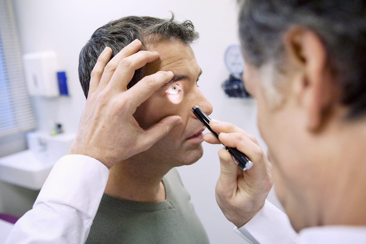 Distacco della retina: possibili conseguenze