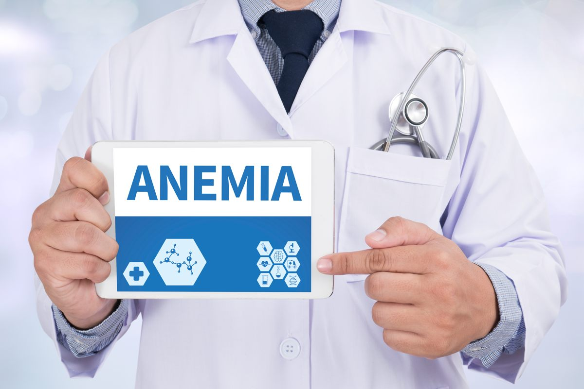 Anemia: i sintomi e le cause principali