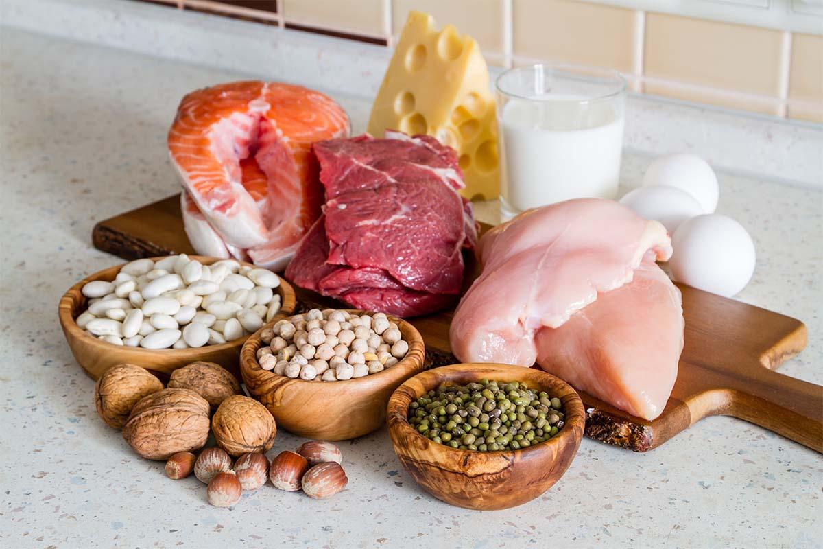 Quante proteine assumere e quali alimenti preferire?