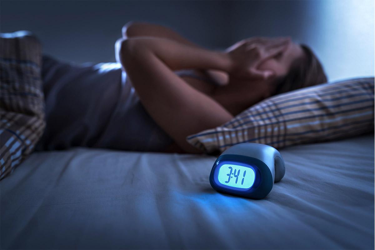 Disturbi del sonno: quali sono e cosa fare